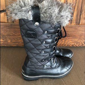 Sorel winter boots new condition
